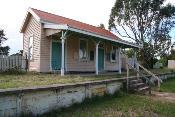 Glengarry station building