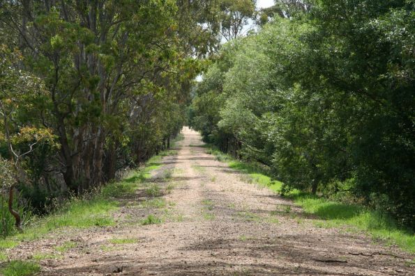 Beside Traralgon-Maffra Road