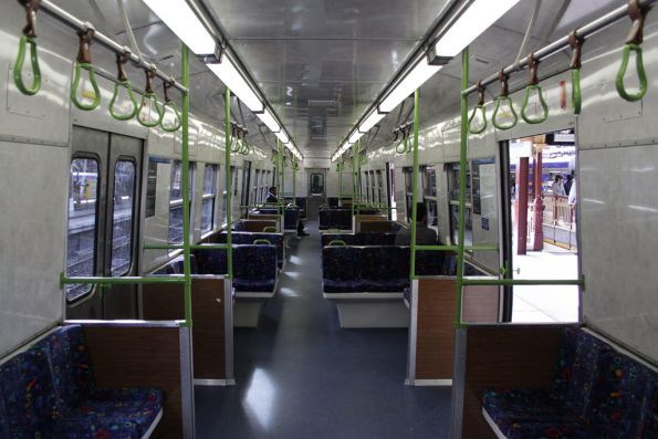 Refurbished Hitachi interior