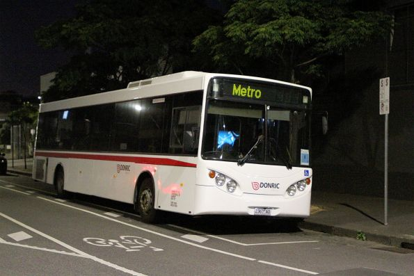 Melbourne rail replacement buses