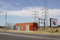 Albion substation, commissioned in 1960 with 1500 kW capacity