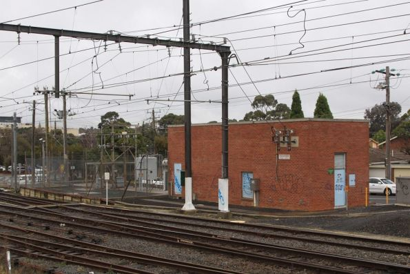 Glen Waverley substation, 1,000 kW capacity commissioned in 1962