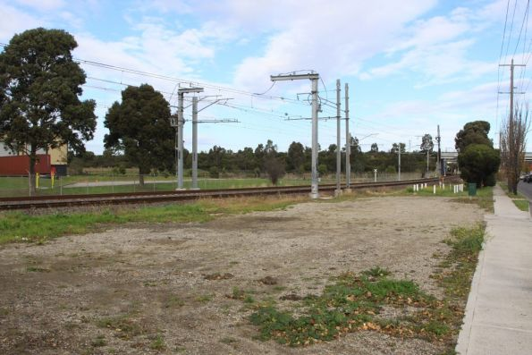 Thomastown substation: site of the original 1960 facility, since demolished