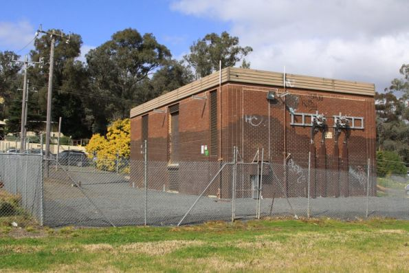 Hurstbridge substation, commissioned in 1993