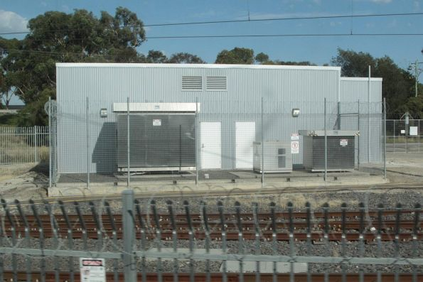 Craigieburn substation, commissioned with the extension to Craigieburn?