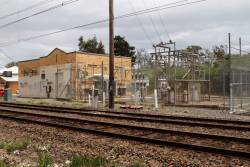 Seaford substation, commissioned in 1955 with 3,000 kW capacity