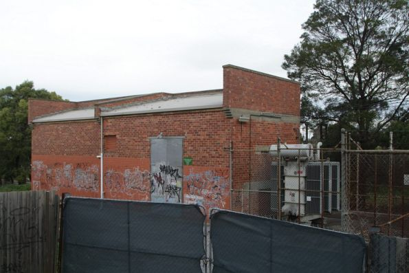Narre Warren substation, commissioned with the Gippsland electrification project