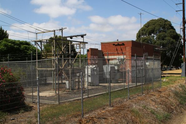 Croxton substation, commissioned in 1962 with 1,500 kW capacity