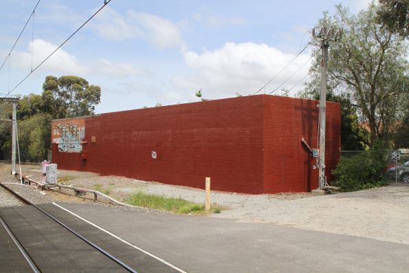 Essendon substation, commissioned in 1966 with 1,500 kW capacity