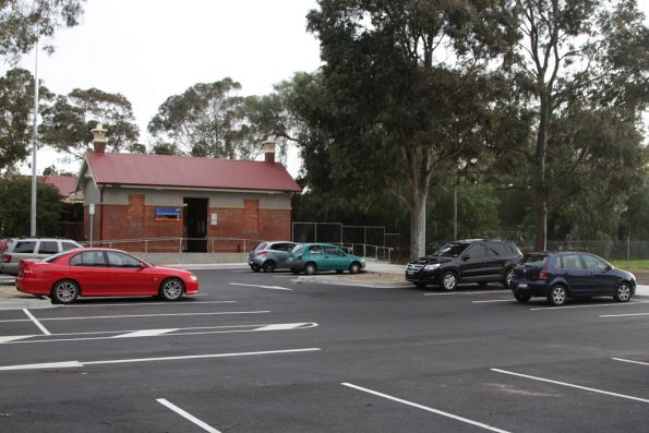 $530,000 car park upgrade completed at North Williamstown station