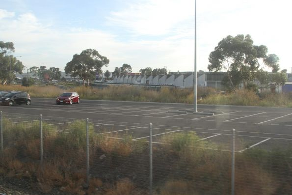 8:30am and plenty of spare car parks still available at Albion station