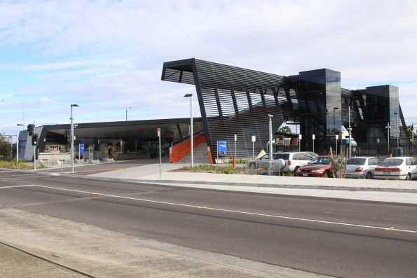 Eastern side of Thomastown station