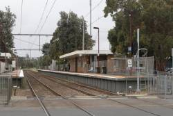 Station at Seaford