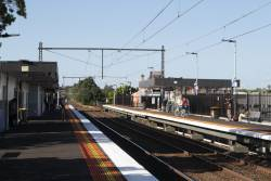 Redevelopment work at Balaclava station now complete