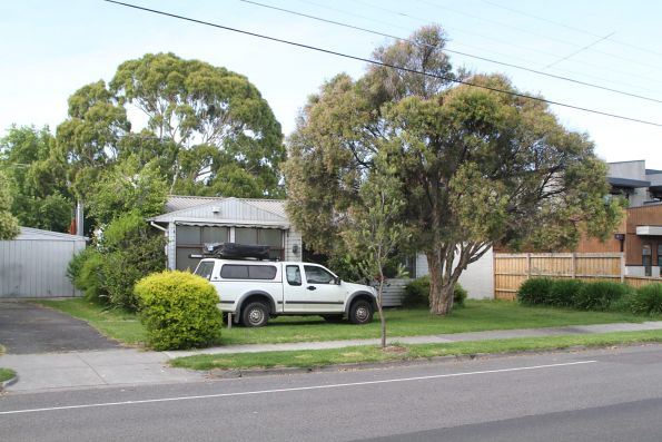 Former VR departmental residence on Wingrove Street in Fairfield