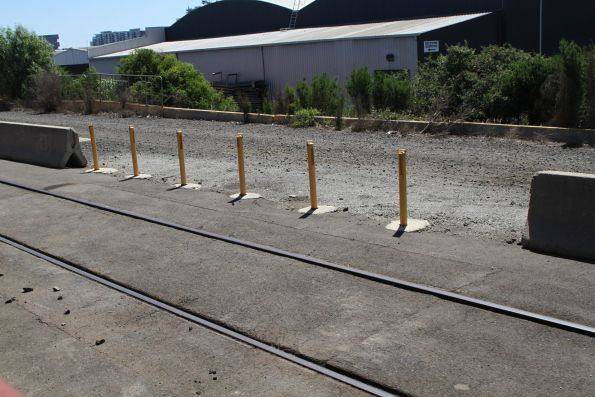 Another Hi-rail access pad on the goods lines at North Dynon