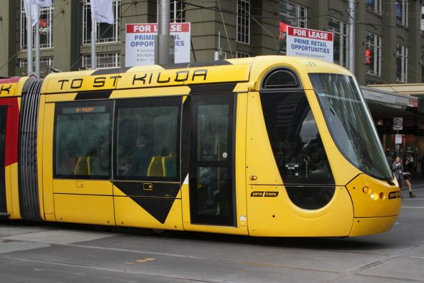 'Bumblebee 2' stickers removed from one end of C2.5113