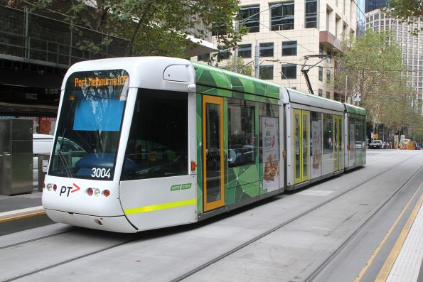 Yarra Trams Mk4 liveried door on C.3004