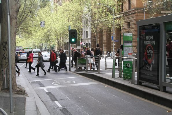 What is the point of a set of pedestrian lights if there is no cars to stop?