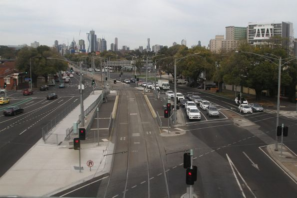 VicRoads cut down a hundred year old tree on Flemington Road, and for what?