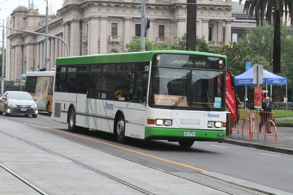 Dysons #361 4266AO at Spring and Collins Street