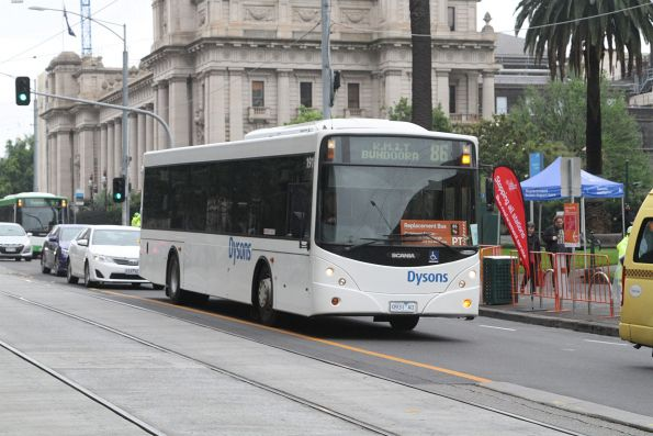 Dysons #191 0931AO at Spring and Collins Street