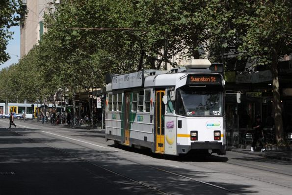 Z3.152 northbound at Swanston and Little Collins Streets