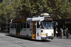 Z3.177 northbound at Swanston and Bourke Streets