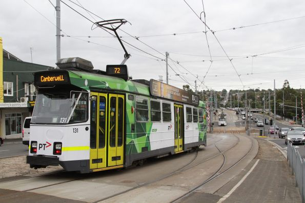 Z3.131 on route 72 at Gardiner station