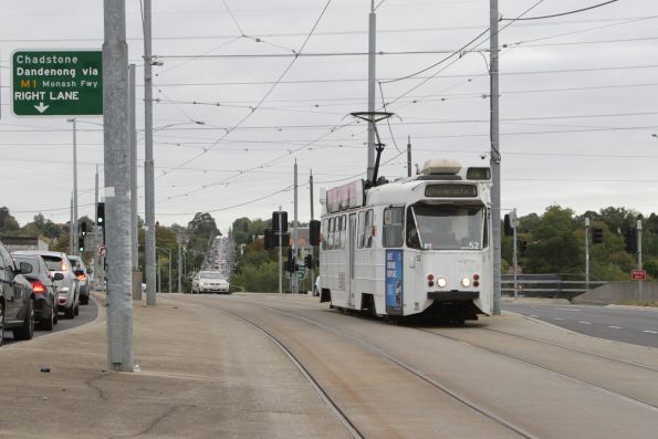 Z1.52 on route 72 at Gardiner station
