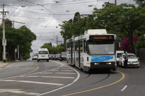 Yarra Trams - Melbourne's eastern suburbs