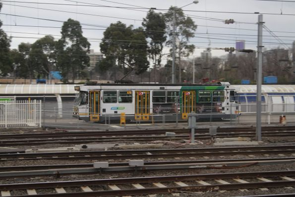 A2.276 on an outbound route 70 service at Melbourne Park