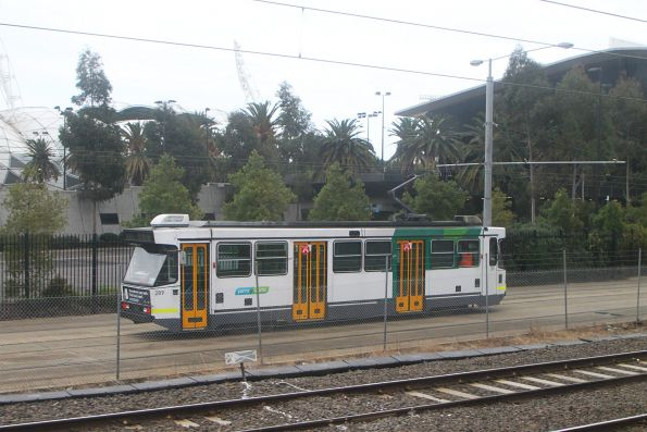 A2.289 stabled in the centre road at Melbourne Park