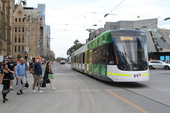 Yarra Trams - football specials