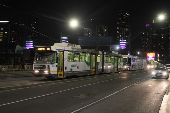 Yarra Trams - Grand Prix specials