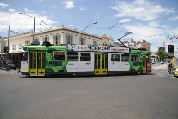 Yarra Trams - Melbourne's north-western suburbs