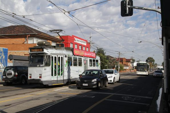 Yarra Trams - Melbourne's northern suburbs