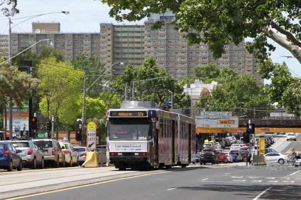 Yarra Trams - Flemington Racecourse and Melbourne Showgrounds specials