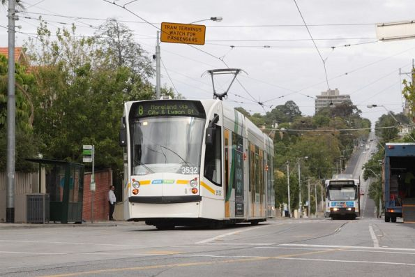 Yarra Trams - Melbourne's south-eastern suburbs