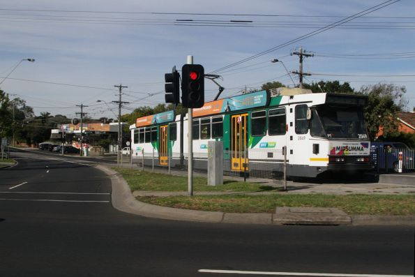 B2.2049 at the route 64 terminus at East Brighton