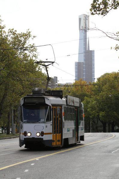 Yarra Trams - Melbourne's southern suburbs