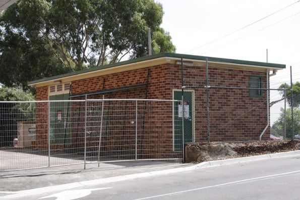 Substation 'Eb' located outside the Kmart in East Burwood