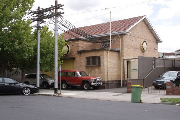 Melbourne tramway traction substations