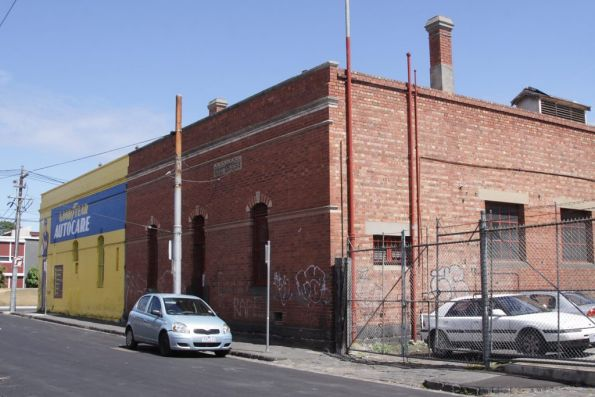 Substation 'B' located in Brunswick