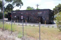 Substation 'ZH' on Stott Street, opposite Kemp Street, in Thornbury