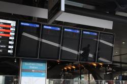 PIDS displays at Southern Cross having troubles yet again