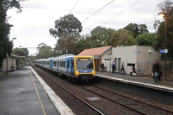 Metro Trains Melbourne - Burnley group