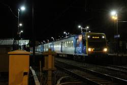 X'Trapolis 251M on a down Belgrave service at Ferntree Gully