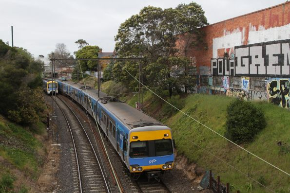 Metro Trains Melbourne - Caulfield group