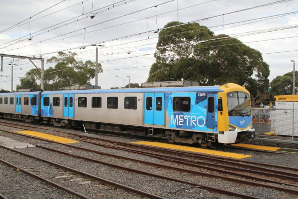 Siemens 790M stabled at Frankston station